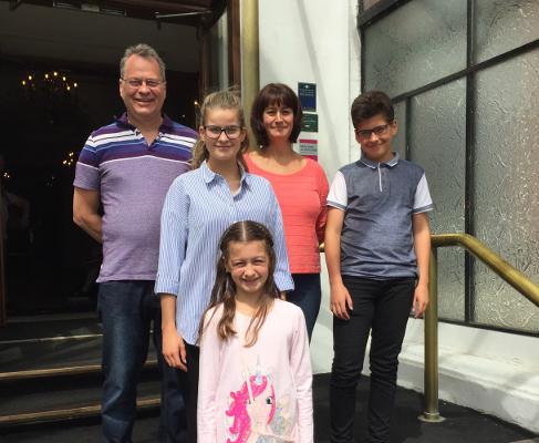The Dore family