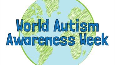 Raise awareness and take part in World Autism Awareness Week