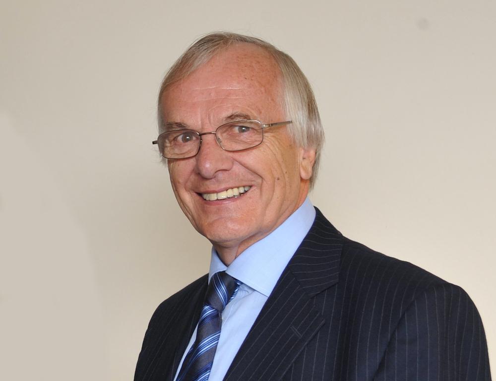 Albert Dicken – Patron