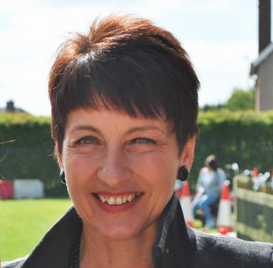 Anna Kennedy OBE – Patron