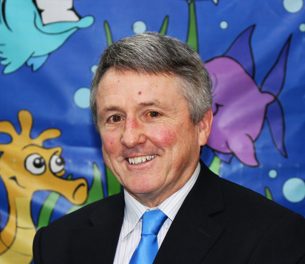 Edwin Pugh MBE